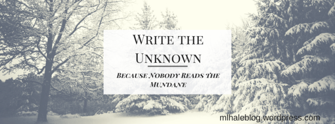 Write The Unknown